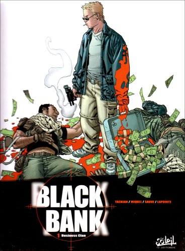 Black bank, Tome 1 : Business clan
