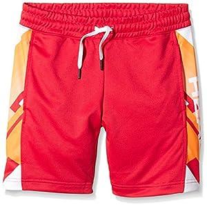HEAD Alwin B Bermuda Jungen Tennis kurz rot rot