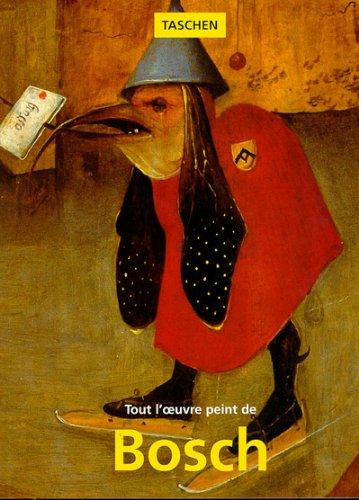 JEROME BOSCH. Environ 1450-1516, Entre le ciel et l'enfer par Walter Bosing