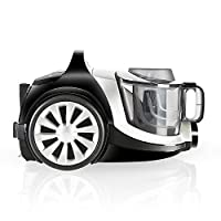 Arnica Et14320 Toz Torbasız Elektrik Süpürgesi, 750 W, Plastik, Siyah Gümüş