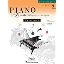 Piano Adventures, Level 2B, Christmas Book