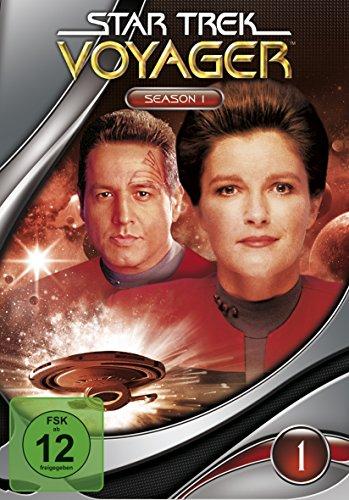 Star Trek - Voyager: Season 1 [5 DVDs] (1 Trek-season Dvd Star)