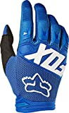 Fox Herren Dirtpaw Race Handschuhe, Blue, 2X