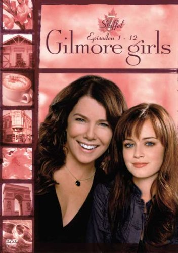 Gilmore Girls - Staffel 7, Vol. 1, Episoden 01-12 [3 DVDs]