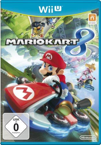 Mario Kart 8 (Standard Edition) (Wii U Super Mario Kart)