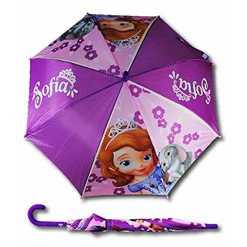 Paraguas Princesa Sofia Premium automatico 48cm