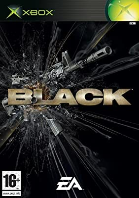 Black (Xbox) from Electronic Arts