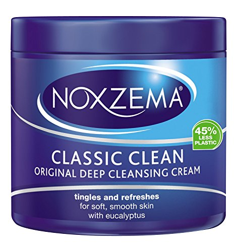 The Original Deep Cleansing Cream Noxzema 12 oz Cream For Unisex (Pack of 2)