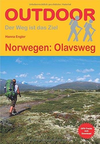 Preisvergleich Produktbild Norwegen: Olavsweg (Der Weg ist das Ziel)