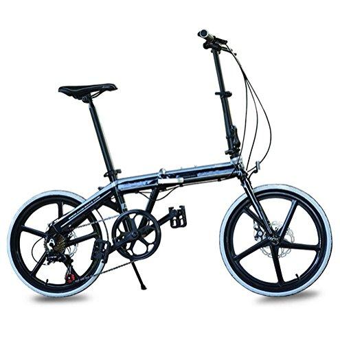 MASLEID 20 pouces vélo pliant route VTT