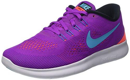 aufschuhe, Violett (Hyper Volt/Gamma Blue Black Totalcrimsonhyper Volt/Gamma Blue Black Totalcrimson), 37.5 EU (Womens Nike Hausschuhe)