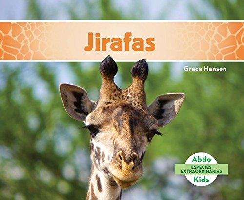 SPA-JIRAFAS (GIRAFFES) (Especies extraordinarias/ Super Species) por Grace Hansen