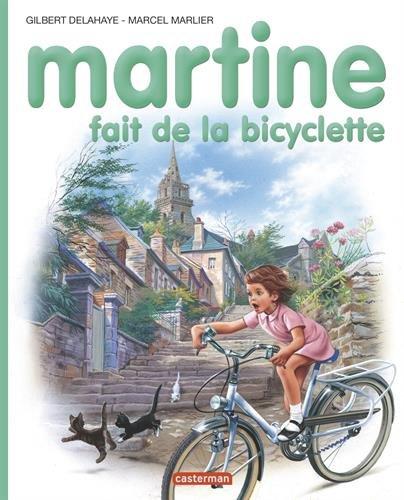 Martine, numéro 21 : Martine fait de la bicyclette