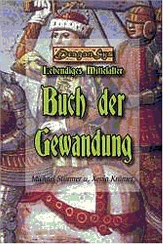 Buch der Gewandung (Kostüm Geschichte Kleidung Mittelalterliche)