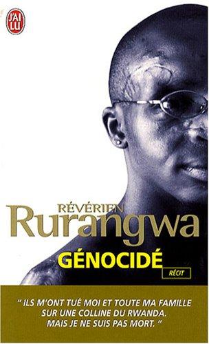 Génocidé par Révérien Rurangwa