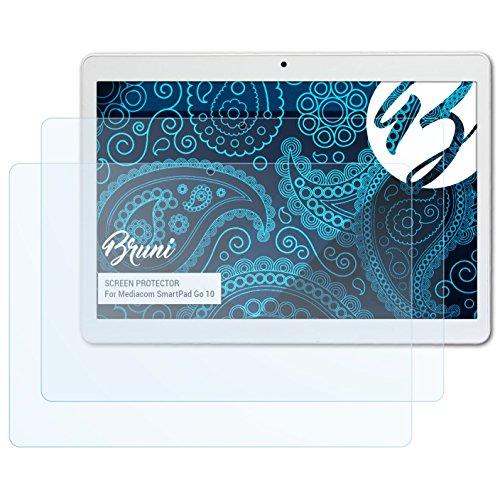 schermo tablet mediacom Bruni Pellicola Protettiva per Mediacom SmartPad Go 10 Pellicola Proteggi