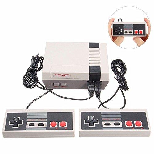 Consoles de jeu Games Consoles Classic Mini Game Consoles Jeu vidéo TV 620 intégré avec deux contrôleurs