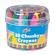 Galt Toys Chunky Crayons - 20 Pieces