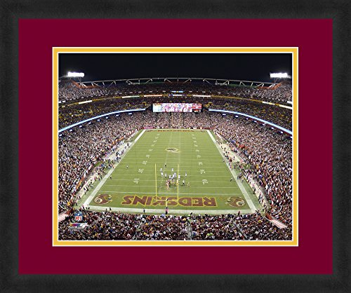 nfl-washington-redskins-fedex-field-beautifully-framed-and-double-matted-18-x-22-sports-photograph