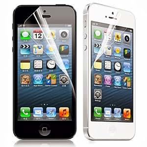 Generic Apple iPhone 5/5S/5G Ultra Clear HD Prints Screen Protector Scratch Guard