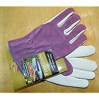 Town & Country medie camoscio e pelle premium guanti da giardinaggio per le signore
