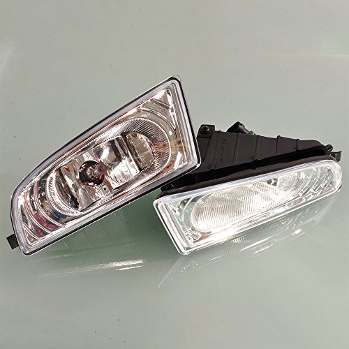 wotefusi 2 × pour Honda Civic 12V 55W H11 Fog Light Lampes Fit 2006 2007 2008 06 07 08