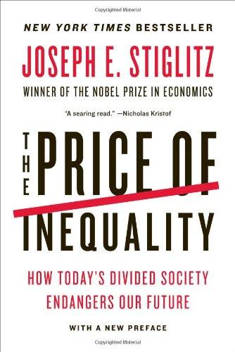 Buchseite und Rezensionen zu 'Price of Inequality' von Joseph Stiglitz