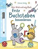 Mein Wisch-und-weg-Buch: Erste Buchstaben kennenlernen: mit abwischbarem Stift