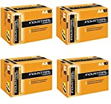 Duracell Industrial battery alkaline 1,5 V AA Ref MN1500 Pack 10, 20, 30, 40, 50.