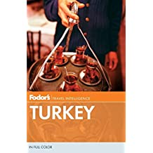 Fodor's Turkey (Full-color Travel Guide, Band 8)