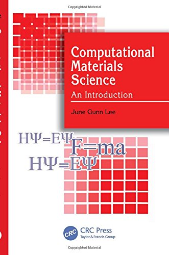 Computational Materials Science An Introduction