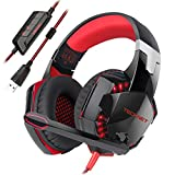 Gaming Headset,TeckNet 7.1 Channel Surround Sound Gaming Headset - Best Reviews Guide