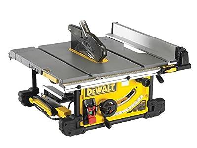 DeWalt DWE7491 250mm Table Saw 2000 Watt Range