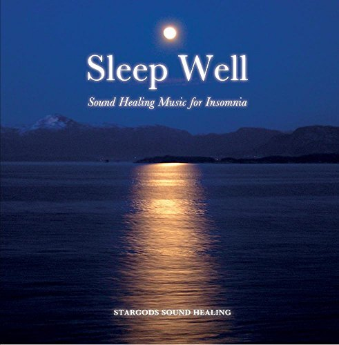 Sleep CD for Insomnia - TO HELP YOU FALL ASLEEP AND SLEEP SOUNDLY- Sound Healing by stargods Sound Healing