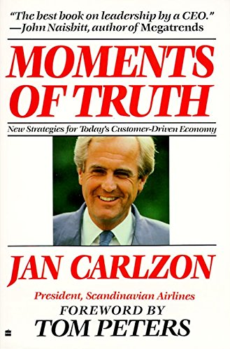 Moments of Truth por Jan Carlzon