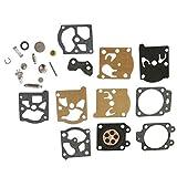 JRL Carburateur Kits de réparation Joints et Membranes Pour Sachs-Dolmar 100 102 109 110 111 115 340 400 BC330 Homelite 240 245 250 290 300 340 K20-WAT Walbro KIT- K20-WAT WA-198 WA-207 WA-214 WA-215