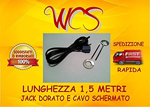 Aux Cable Kit Fiat Panda from 2012 with Radio Continental (No source Available) without Blue & Me