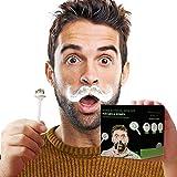 AcserGery Nose Wax Nasenwachs Nasal Hair Removal Nasenwachs Set Nasenhaare Wachs Nasenhaarentferner...