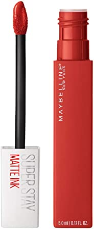 Maybelline New York Super Stay Matte Ink Liquid Lipstick,Dancer, 5 ml