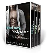 Bad Boy Rock Star: The Complete Story (English Edition)