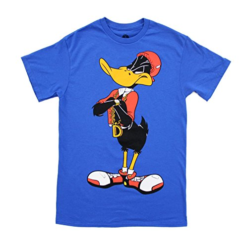 looney-tunes-hip-daffy-duck-front-and-back-adult-t-shirt-adult-xx-large