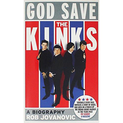 Rob Jovanovic Dios Save The Kinks