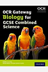 OCR Gateway GCSE Biology for Combined Science Student Book Paperback