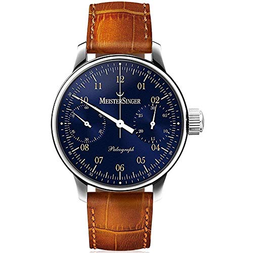MeisterSinger orologio uomo cronografo Paleograph SC108