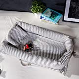 BINGMAX Babynest Kuschelnest Tragbar Babybett Reisebett mit Stillkissen