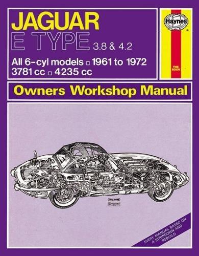 Jaguar E-Type (Haynes Service and Repair Manu) - Type Of Service