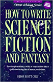 How to Write Science Fiction and Fantasy (Genre Writing Book 2) (English Edition)