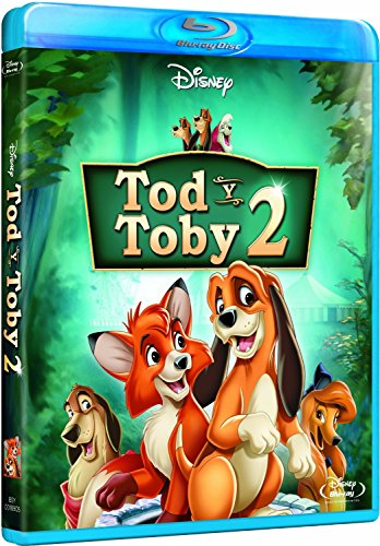 Tod Y Toby 2 [Blu-ray]