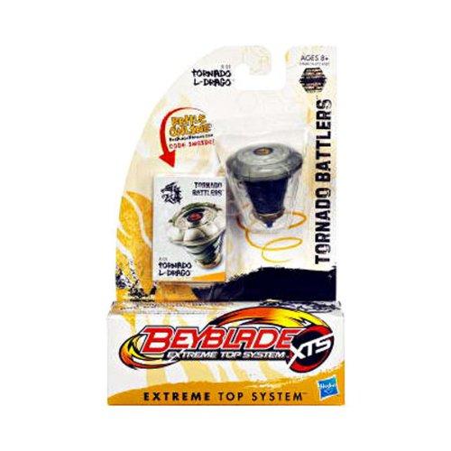 Beyblades Extreme Top System Tornado Battler #X-02 Tornado L-Drago