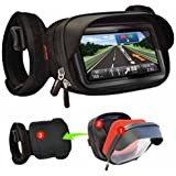 So Easy Rider Smartphone GPS Moto Bicyclette Support Coque Etanche Etui Housse pour Samsung Galaxy S5 Support Holder